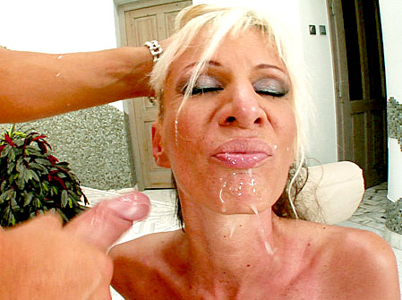 MILF Merci Stuffed with a Big Dick