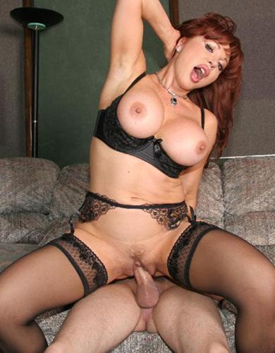 Sexy Redhead's Steamy Milf Movie